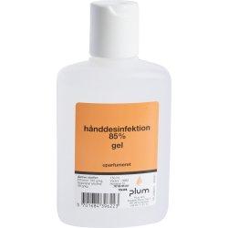 Plum Hånddesinfektion 85 % Gel, 150 ml