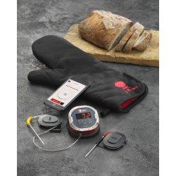Weber Digital App Grill-termometer & grillhandske