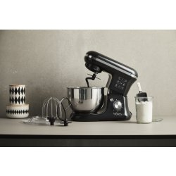 Hâws Køkkenmaskine 1200 watt, Sort