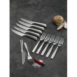 Weber Style Steakbestik, 12 dele