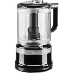 KitchenAid mini-hakker 1,2 liter, Sort