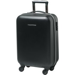 CERUTTI Real Trolley 34 x 20 x 54 cm, Sort