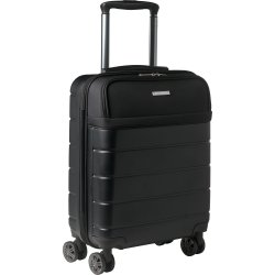 CERUTTI Mercer Trolley 34 x 200 x 54 cm, Sort