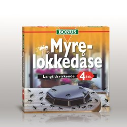 Bonus Myrelokkedåse - 4 stk.