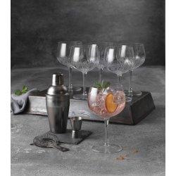 Luigi Bormioli Mixology G&T glas & Barsæt, 9 dele