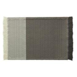 Normann Copenhagen Trace tæppe, grå