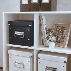 Leitz Click & Store Opbevaringsboks medium, sort