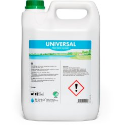 Respekt universalrengøring m/farve og duft, 5l