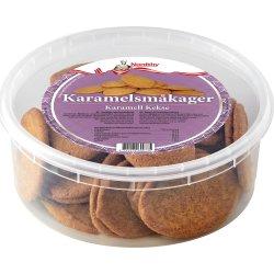 Nordthy Karamelsmåkager i dåse, 225 g