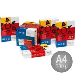 4CC ColorCopy laserpapir A4/280g/200ark