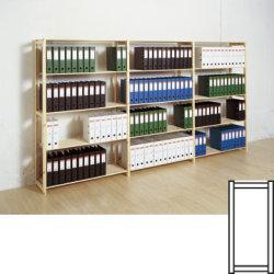 ABC Reolstige HxD: 80x40 cm, hvidlaseret