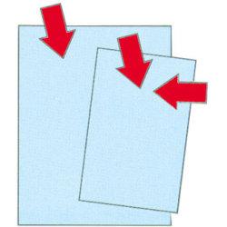 Budget chartek A4, 0,11 mm, 100 stk.