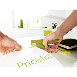 Rapid S51 Soft Grip hæftetang, olivengrøn