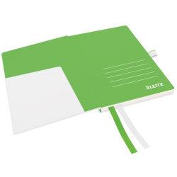 Leitz Complete notesbog A6, kvadreret, hvid