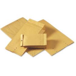 Bong Prøvepose 425 x 250 x 50mm, brun