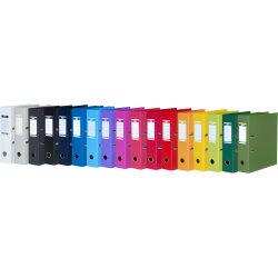 Elba Strong-Line brevordner A4, 80mm, lilla