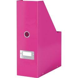 Leitz Click & Store tidsskriftholder, pink