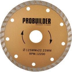 Probuilder diamantskæreskive, 125 mm
