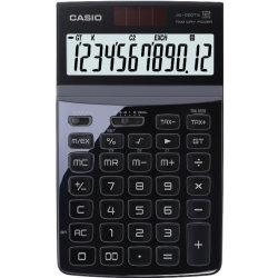 Casio JW-200TW bordregner, sort