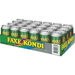 Faxe Kondi Free 33 cl inkl. pant