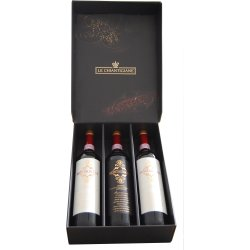 Montagnana Chianti, rødvin, 3 fl. i gaveæskehttp:/