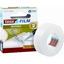 tesa Invisible englehud 33m x 19mm