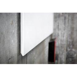 Lintex Air Whiteboard, 199 x 119 cm