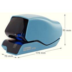 Rapid 5025e Elektrisk hæftemaskine, blå