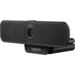 Logitech C925e Full HD Webcam med USB-tilslutning