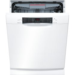 Bosch SMU46KW02S - Opvaskemaskine, 60 cm, hvid