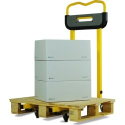 Pallea Cross palleløfter,  400kg,  L: 800 mm