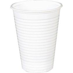 Drikkebæger standard 21cl, hvid