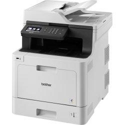 Brother DCP-L8410CDW Alt-i-én A4 farvelaserprinter