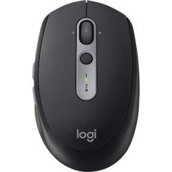 Logitech M590 Silent trådløs mus, Sort