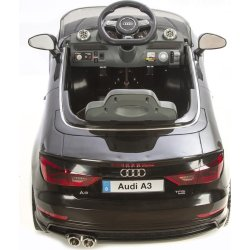 El-drevet Audi A3 12V, hvid
