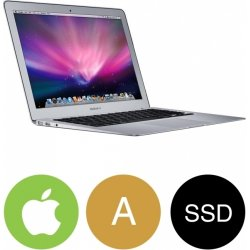 "Refurbished Apple MacBook Air 13"", 128GB sølv (A)"