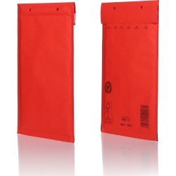 Airpro boblekuvert 250x350mm, rød