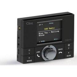 Clint CAD15 Bil DAB+ adapter med Bluetooth