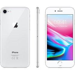 Apple iPhone 8, 64GB, sølv