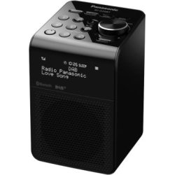 Panasonic RF-D20BTEG-K bærbar radio