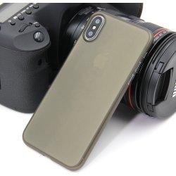 Twincase iPhone X case, transparent sort