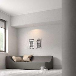 Philips HUE Milliskin GU10 indbygningsspot, hvid