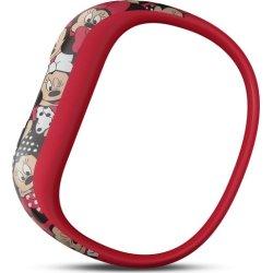 Garmin vívofit® jr. 2 - Minni Mouse, rød