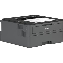 Brother HL-L2370DN sort/hvid laserprinter
