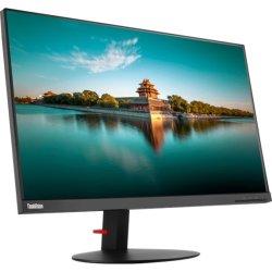 "Lenovo ThinkVision 27"" monitor, 2560 x 1440p"