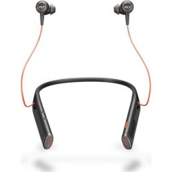 Plantronics Voyager 6200 UC headset, sort