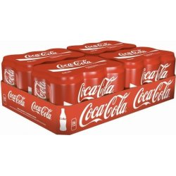 Coca Cola 33 cl inkl. pant
