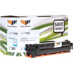 MM 312A/CF380A kompatibel HP lasertoner, sort