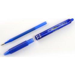 Pilot Frixion Clicker kuglepen, 0,7 mm, lysegrøn