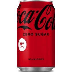 Coca Cola Zero 33 cl inkl. pant